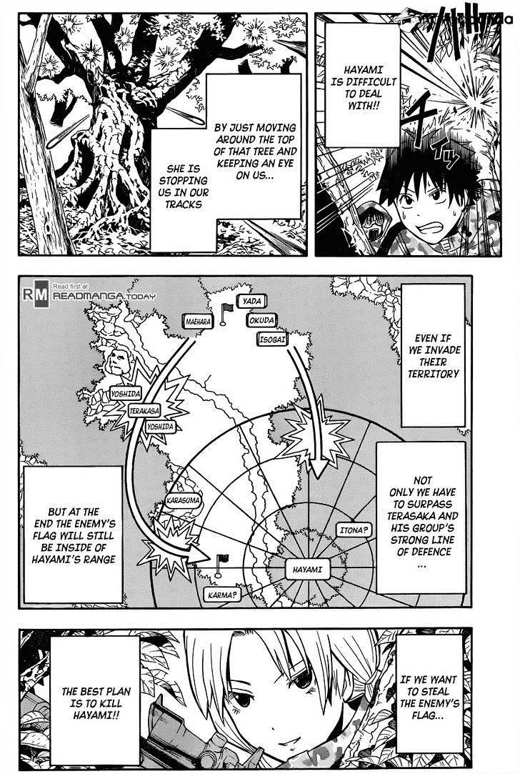 Ansatsu Kyoushitsu Chapter 146  Online Free Manga Read Image 6