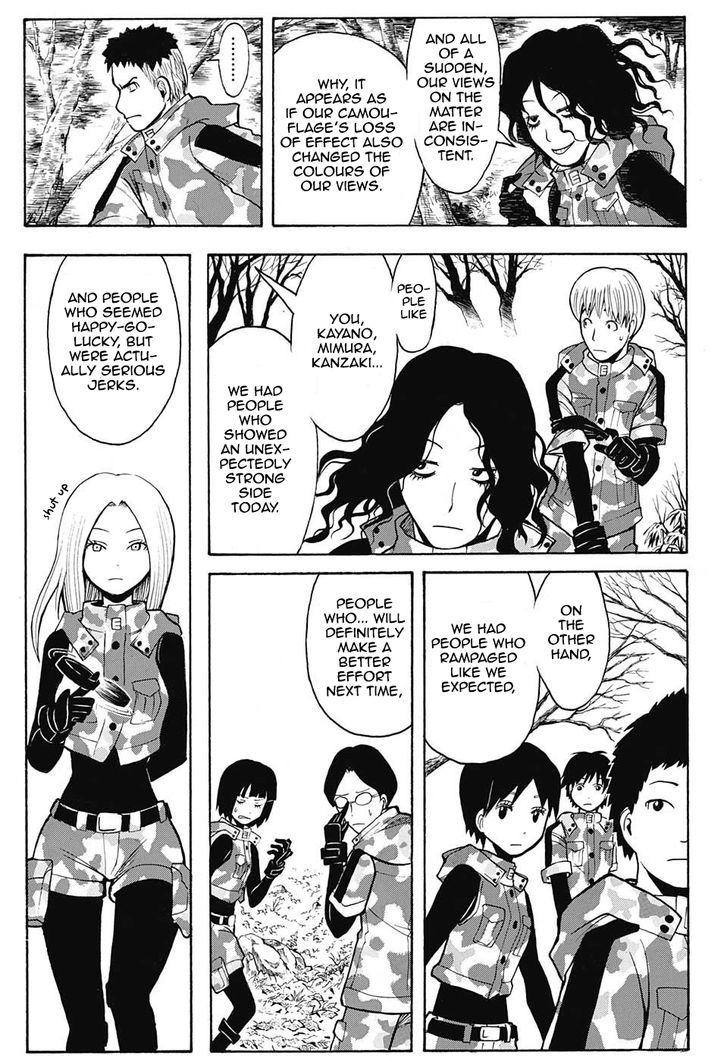Ansatsu Kyoushitsu Chapter 147  Online Free Manga Read Image 10
