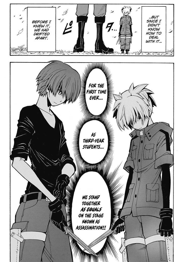 Ansatsu Kyoushitsu Chapter 147  Online Free Manga Read Image 19