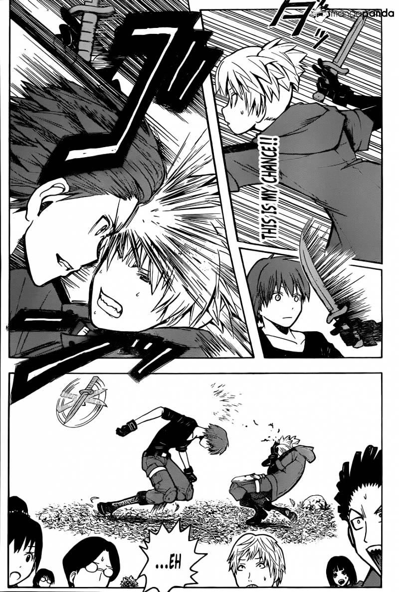 Ansatsu Kyoushitsu Chapter 148  Online Free Manga Read Image 12
