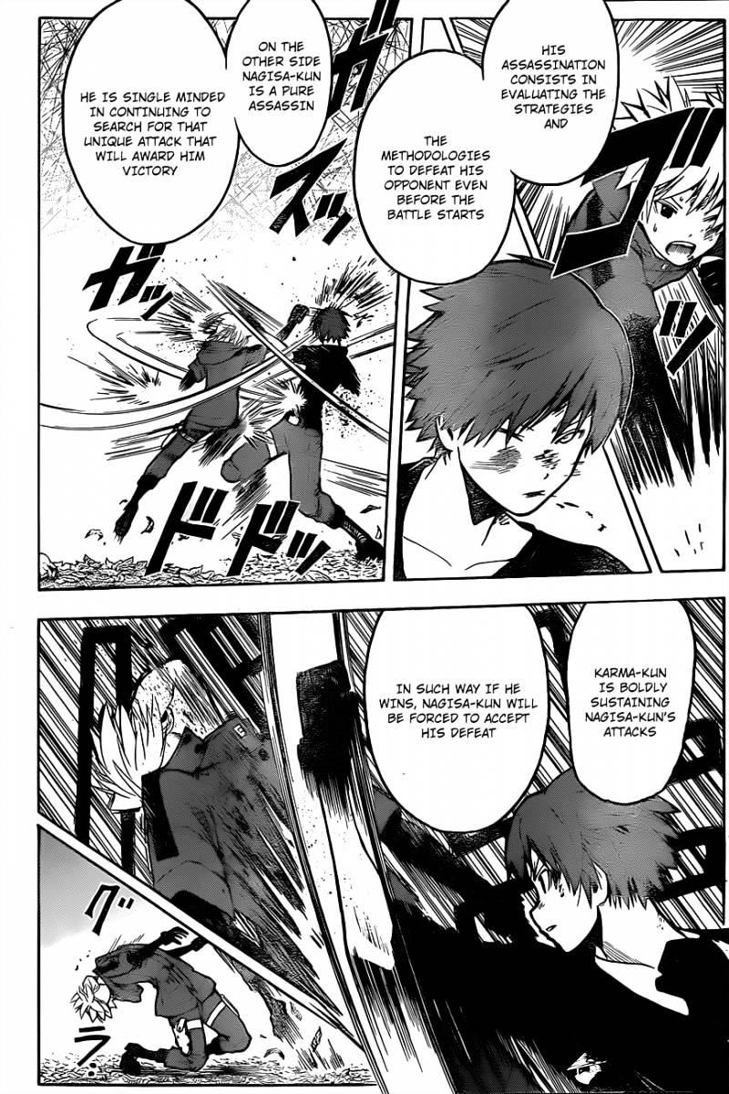 Ansatsu Kyoushitsu Chapter 148  Online Free Manga Read Image 17