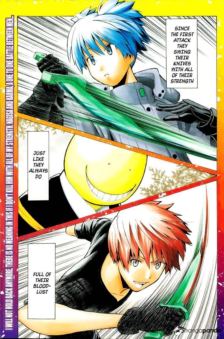 Ansatsu Kyoushitsu Chapter 148  Online Free Manga Read Image 2
