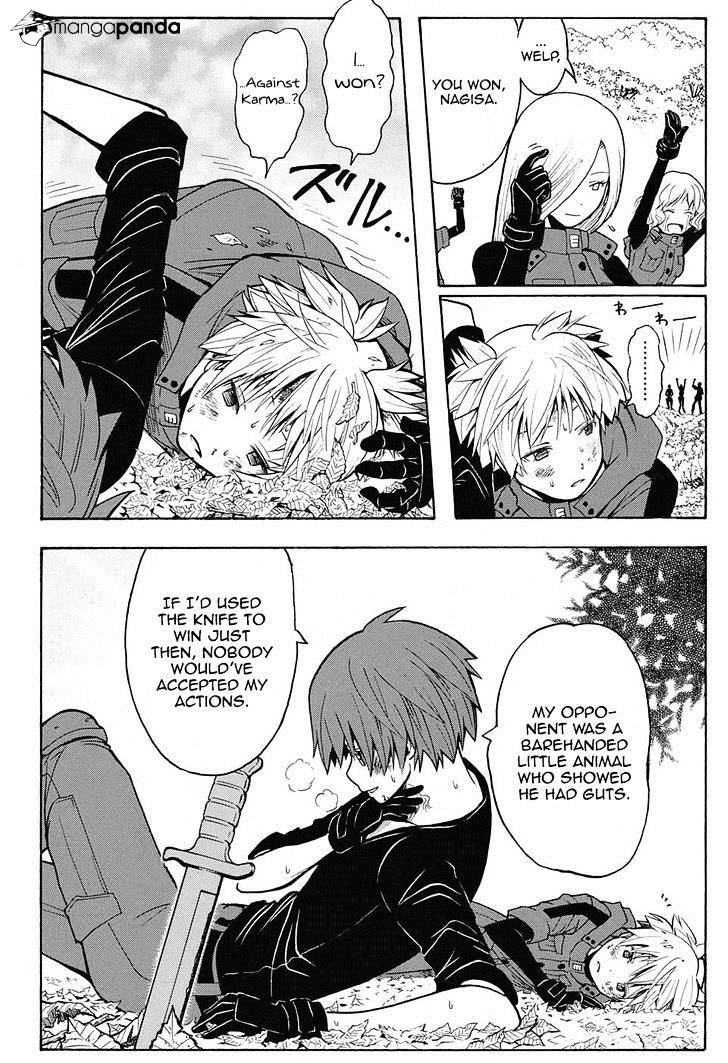 Ansatsu Kyoushitsu Chapter 149  Online Free Manga Read Image 12