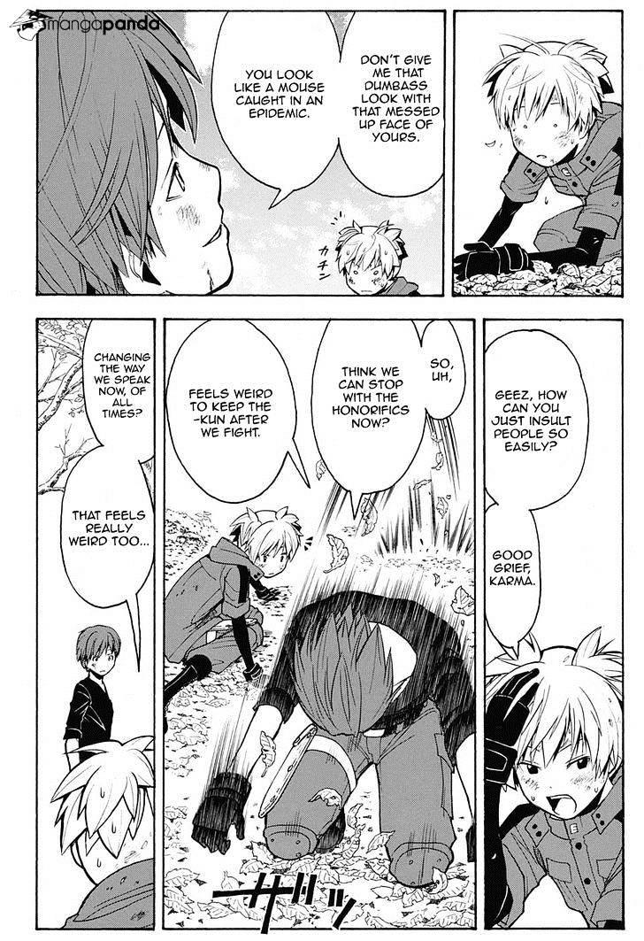Ansatsu Kyoushitsu Chapter 149  Online Free Manga Read Image 14