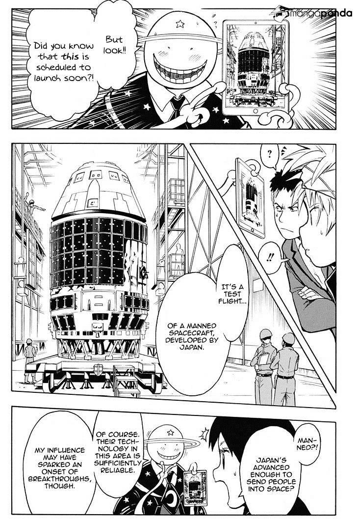 Ansatsu Kyoushitsu Chapter 150  Online Free Manga Read Image 14