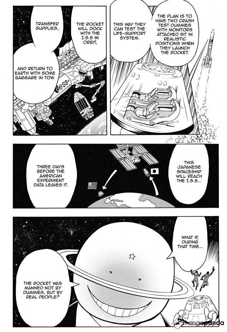 Ansatsu Kyoushitsu Chapter 150  Online Free Manga Read Image 15