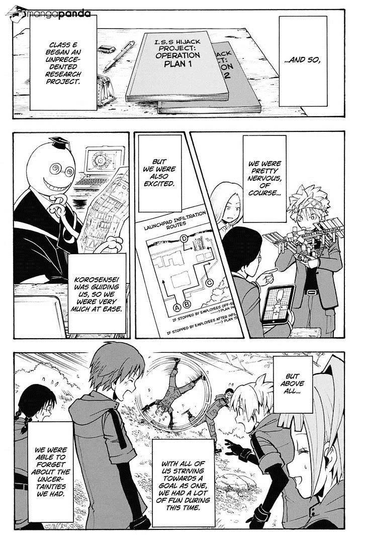 Ansatsu Kyoushitsu Chapter 150  Online Free Manga Read Image 18