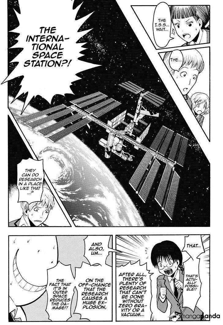 Ansatsu Kyoushitsu Chapter 150  Online Free Manga Read Image 8