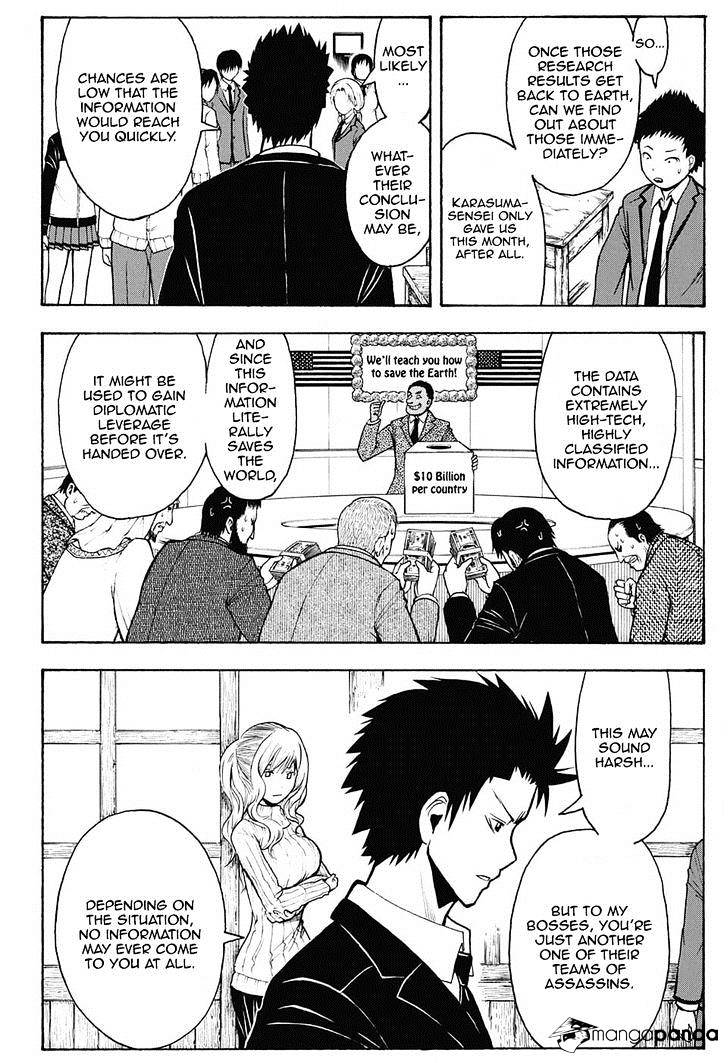 Ansatsu Kyoushitsu Chapter 150  Online Free Manga Read Image 9