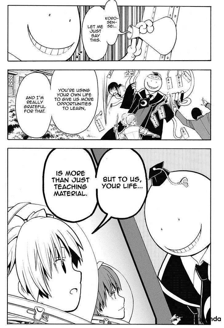 Ansatsu Kyoushitsu Chapter 151  Online Free Manga Read Image 18