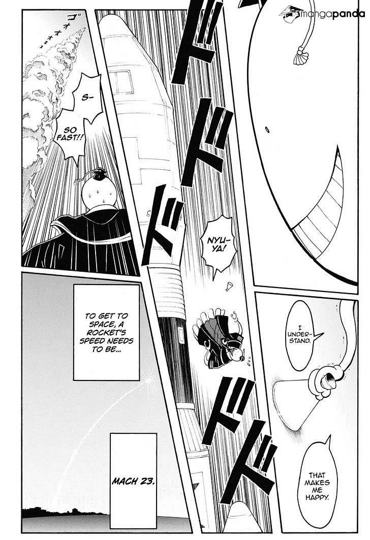 Ansatsu Kyoushitsu Chapter 151  Online Free Manga Read Image 19