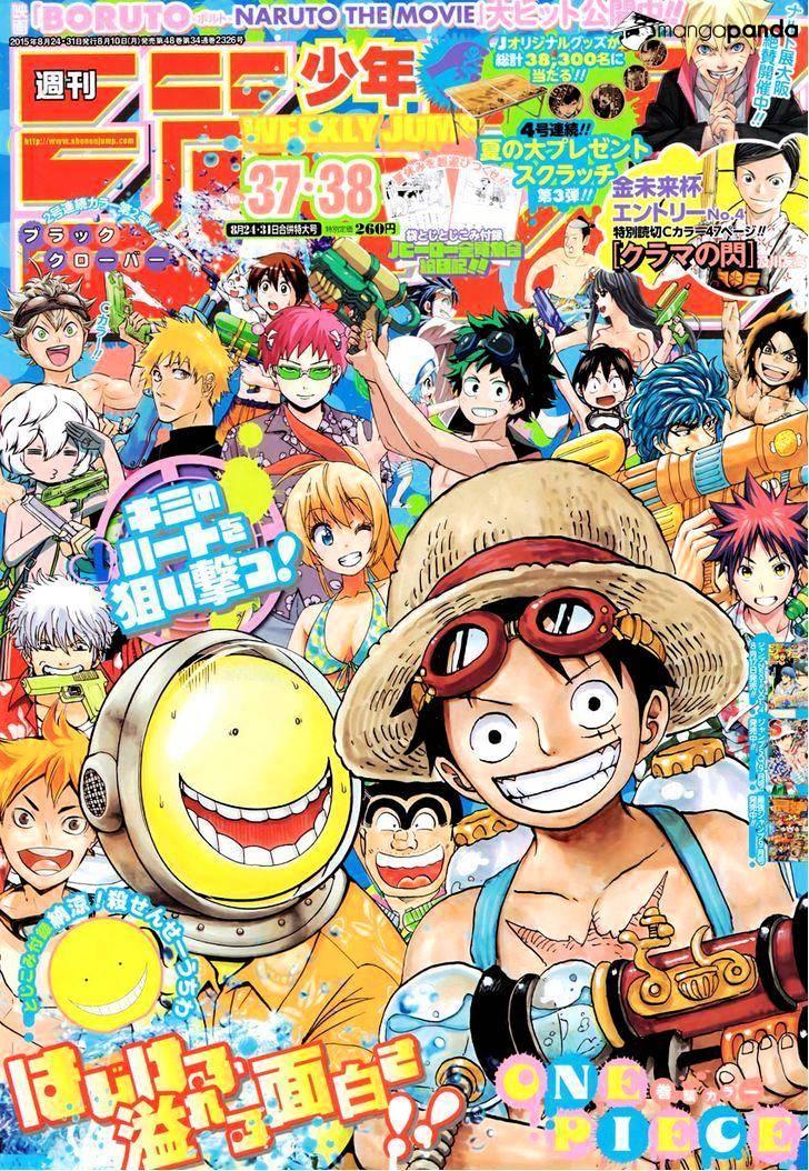 Ansatsu Kyoushitsu Chapter 151  Online Free Manga Read Image 2