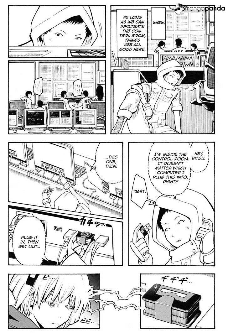 Ansatsu Kyoushitsu Chapter 151  Online Free Manga Read Image 5