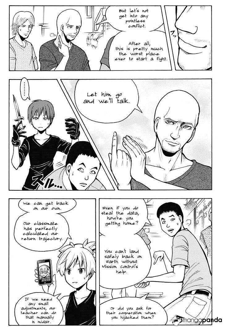 Ansatsu Kyoushitsu Chapter 152  Online Free Manga Read Image 10