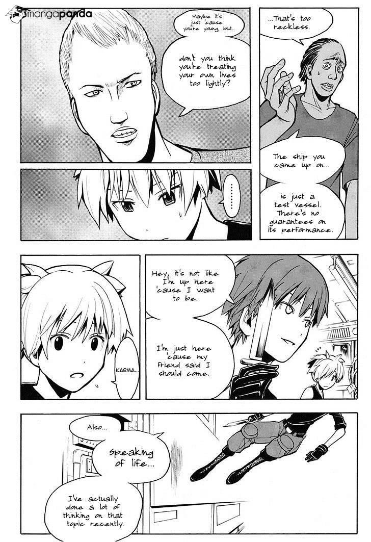 Ansatsu Kyoushitsu Chapter 152  Online Free Manga Read Image 11
