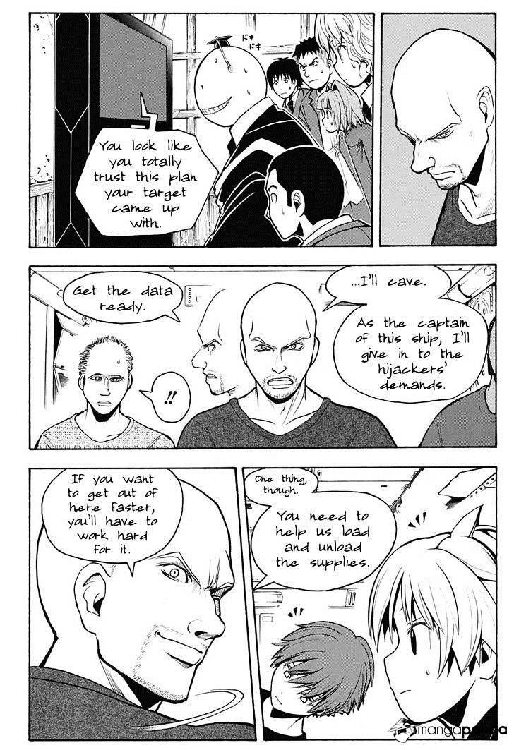 Ansatsu Kyoushitsu Chapter 152  Online Free Manga Read Image 13
