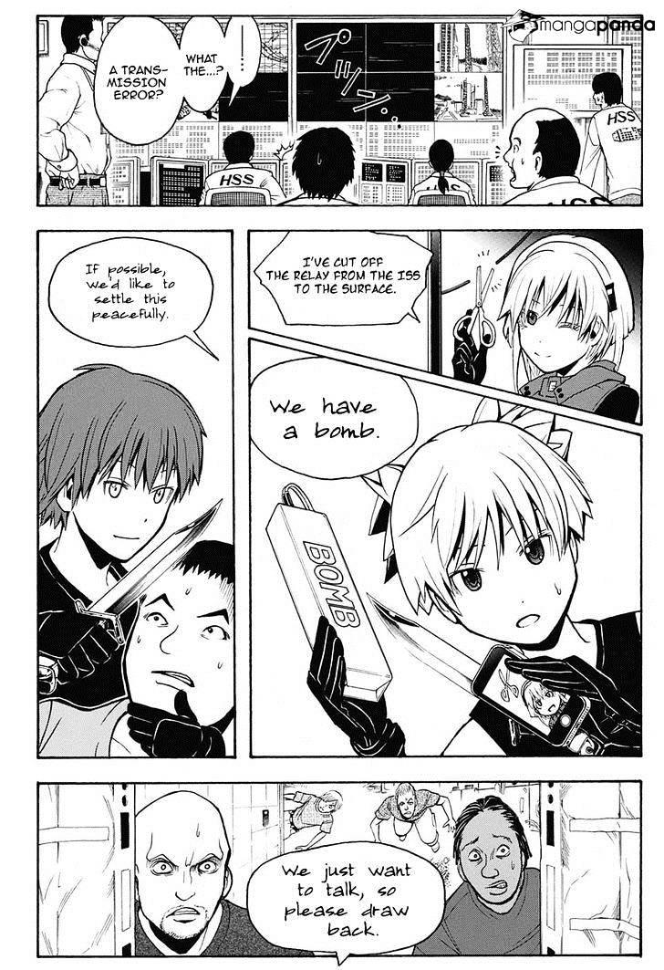 Ansatsu Kyoushitsu Chapter 152  Online Free Manga Read Image 5