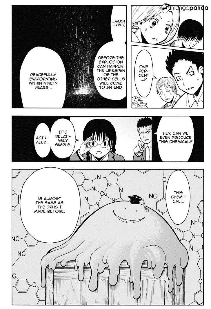 Ansatsu Kyoushitsu Chapter 153  Online Free Manga Read Image 13