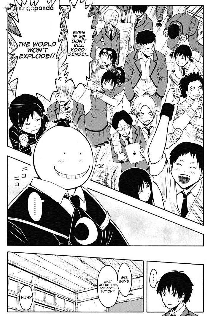 Ansatsu Kyoushitsu Chapter 153  Online Free Manga Read Image 16