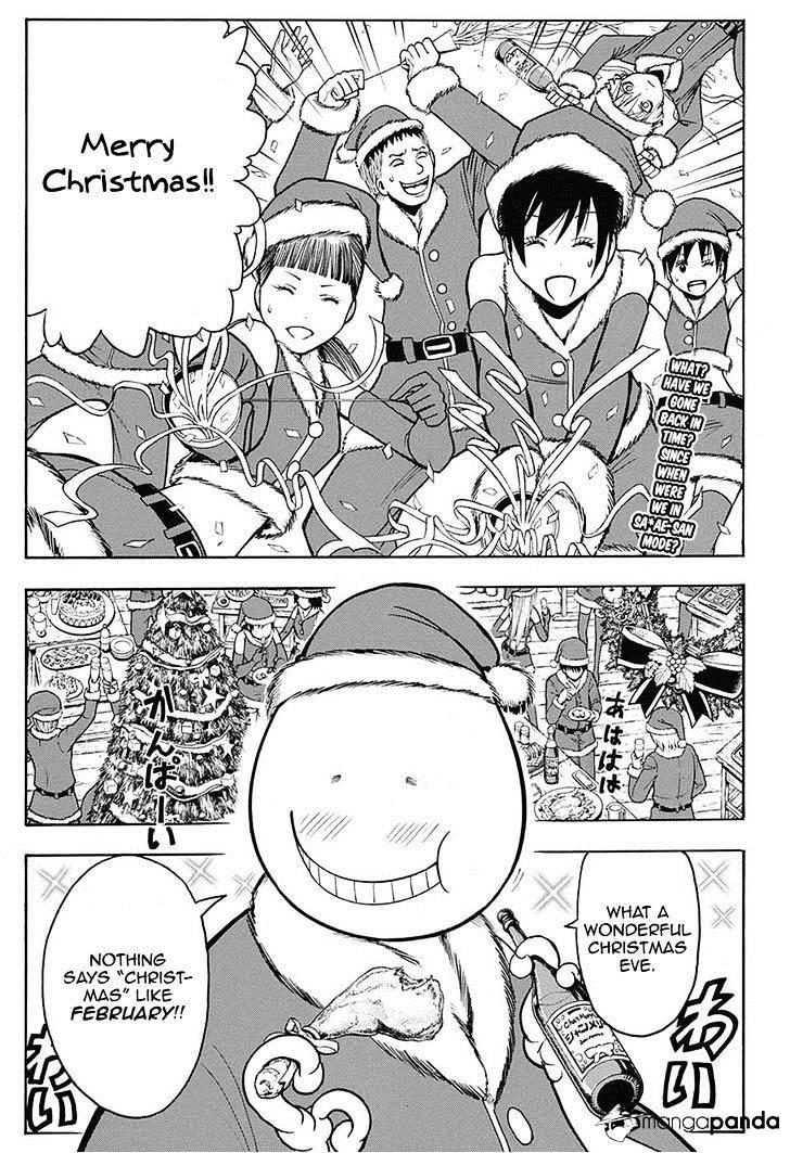 Ansatsu Kyoushitsu Chapter 154  Online Free Manga Read Image 3