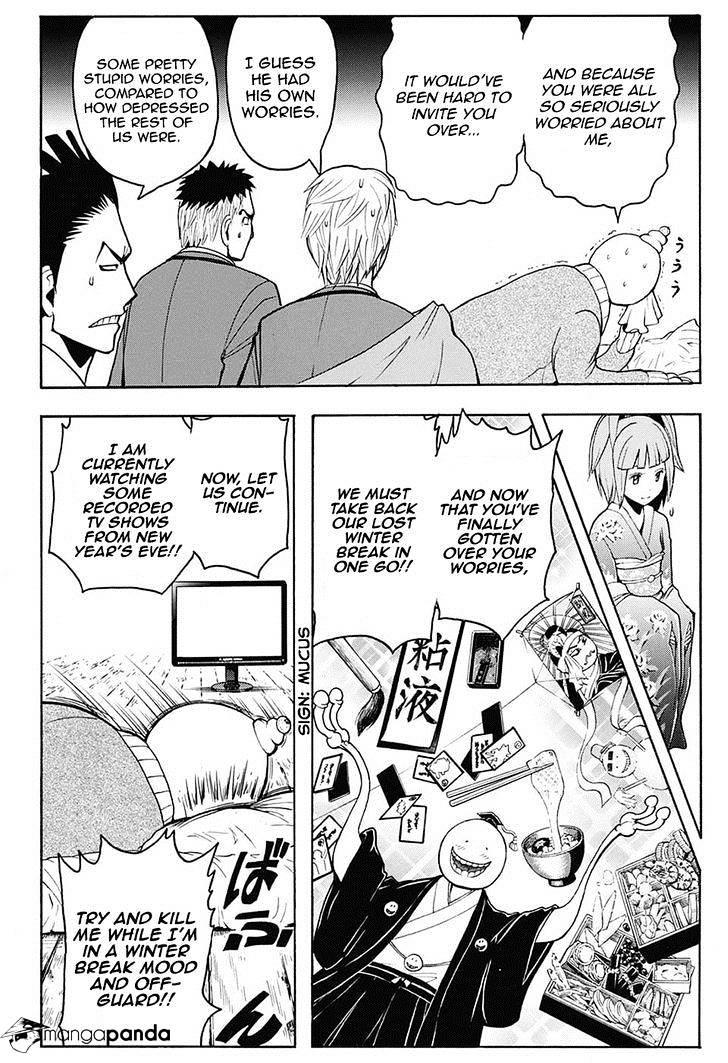 Ansatsu Kyoushitsu Chapter 154  Online Free Manga Read Image 8