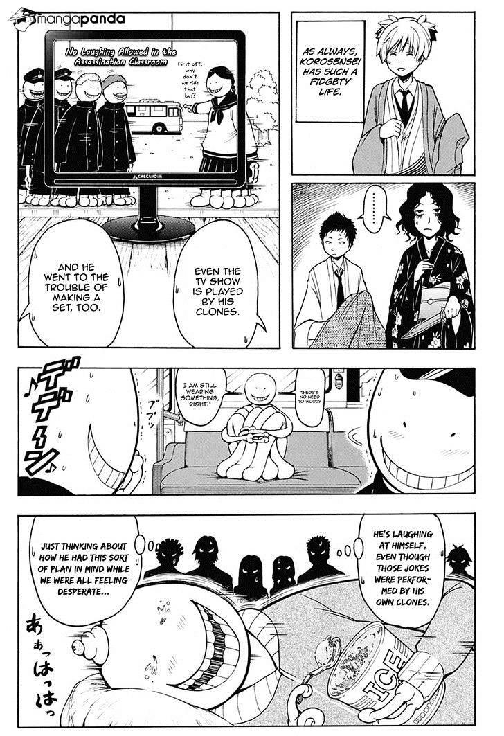 Ansatsu Kyoushitsu Chapter 154  Online Free Manga Read Image 9