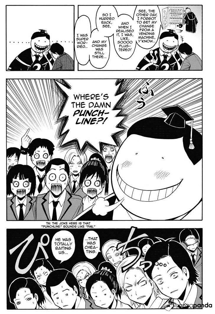 Ansatsu Kyoushitsu Chapter 156  Online Free Manga Read Image 10