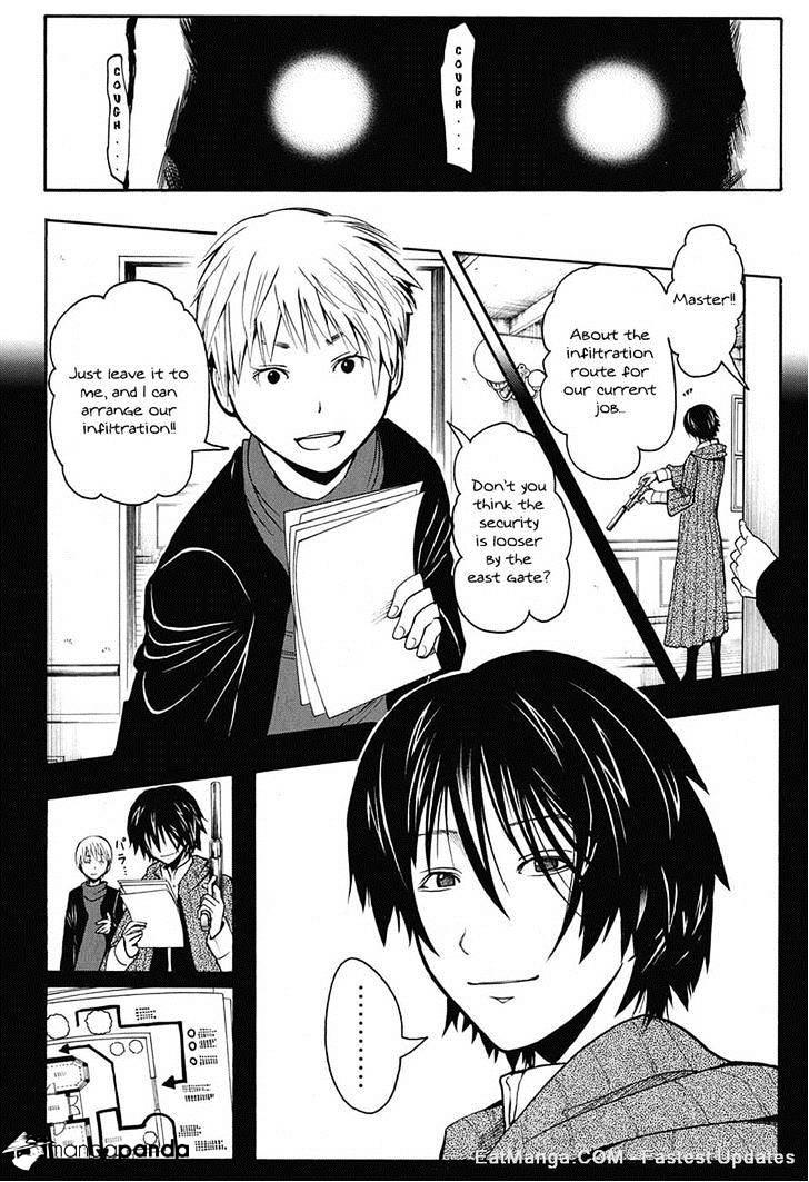 Ansatsu Kyoushitsu Chapter 157  Online Free Manga Read Image 10