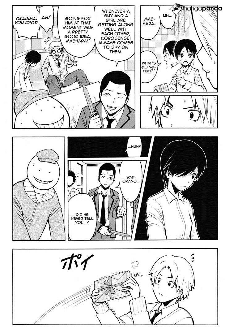 Ansatsu Kyoushitsu Chapter 158  Online Free Manga Read Image 7