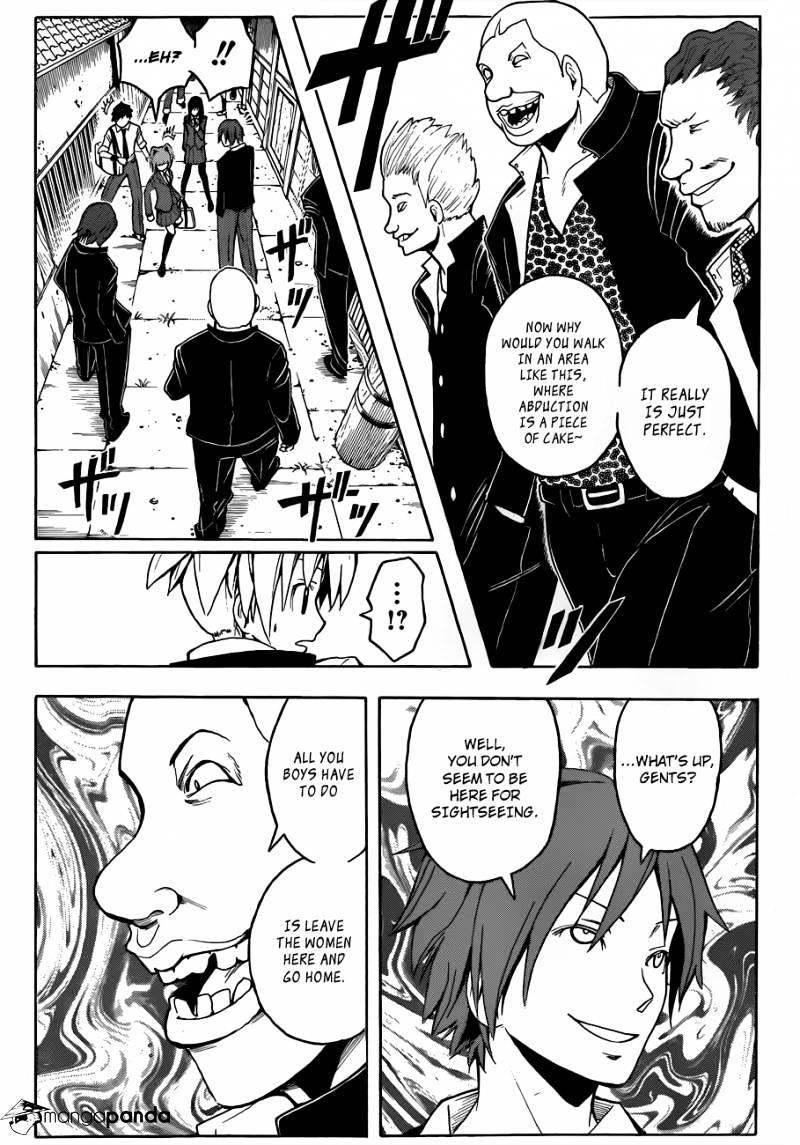 Ansatsu Kyoushitsu Chapter 16  Online Free Manga Read Image 11