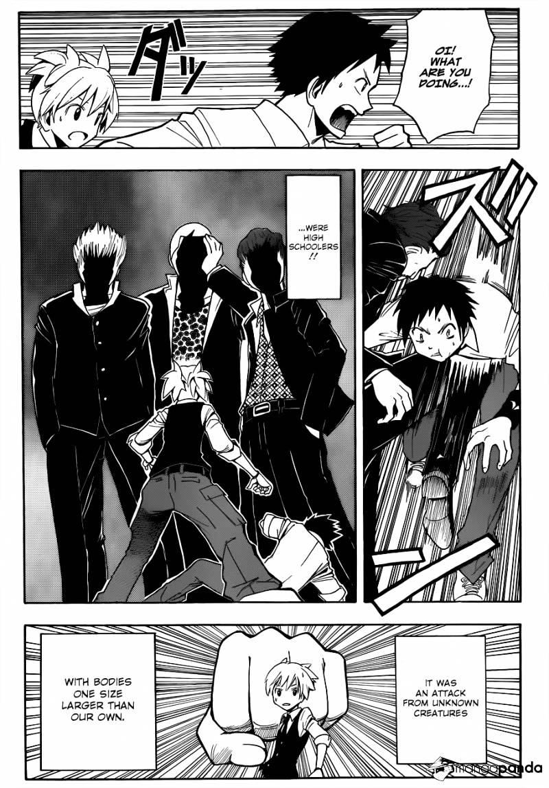 Ansatsu Kyoushitsu Chapter 16  Online Free Manga Read Image 14