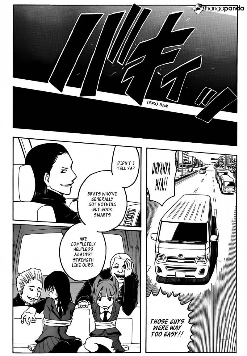 Ansatsu Kyoushitsu Chapter 16  Online Free Manga Read Image 15