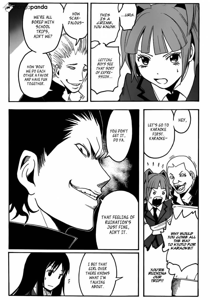 Ansatsu Kyoushitsu Chapter 16  Online Free Manga Read Image 16