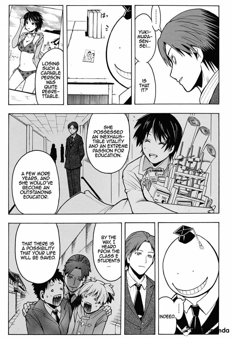 Ansatsu Kyoushitsu Chapter 160  Online Free Manga Read Image 11