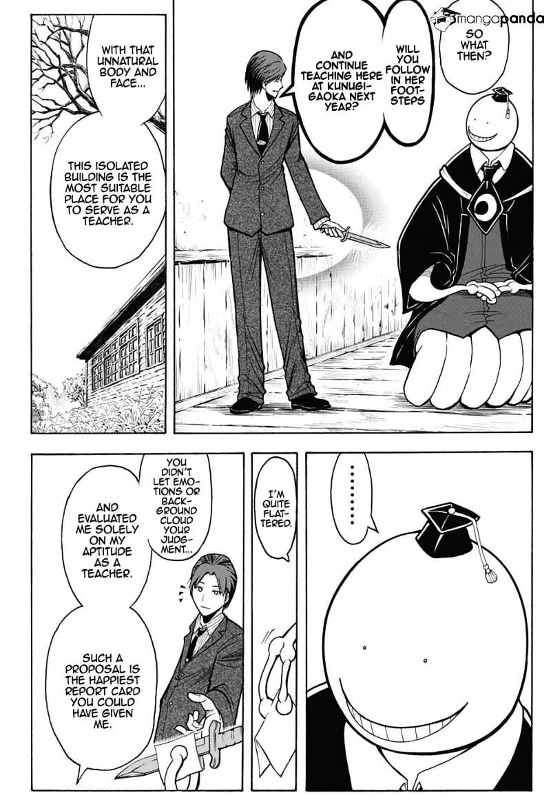 Ansatsu Kyoushitsu Chapter 160  Online Free Manga Read Image 12