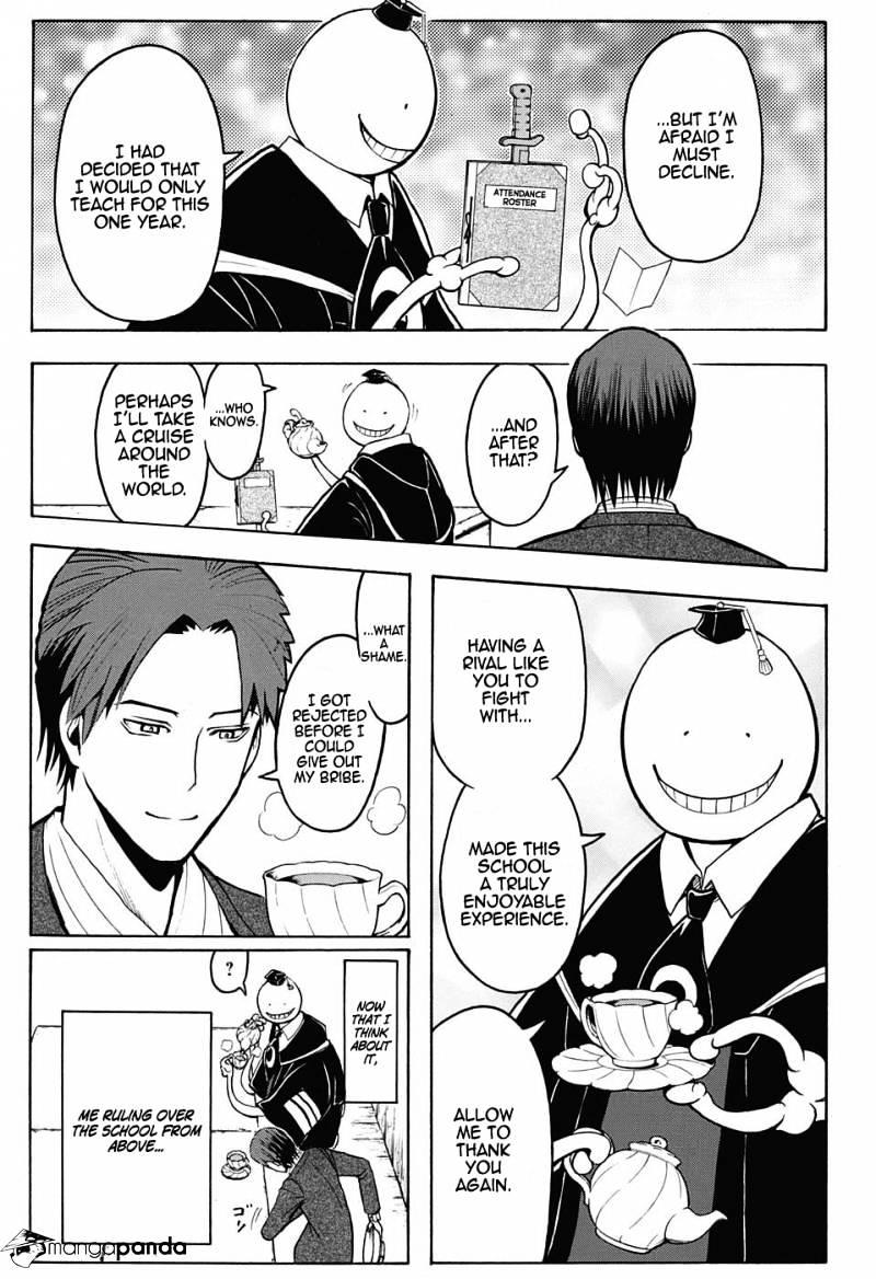 Ansatsu Kyoushitsu Chapter 160  Online Free Manga Read Image 13