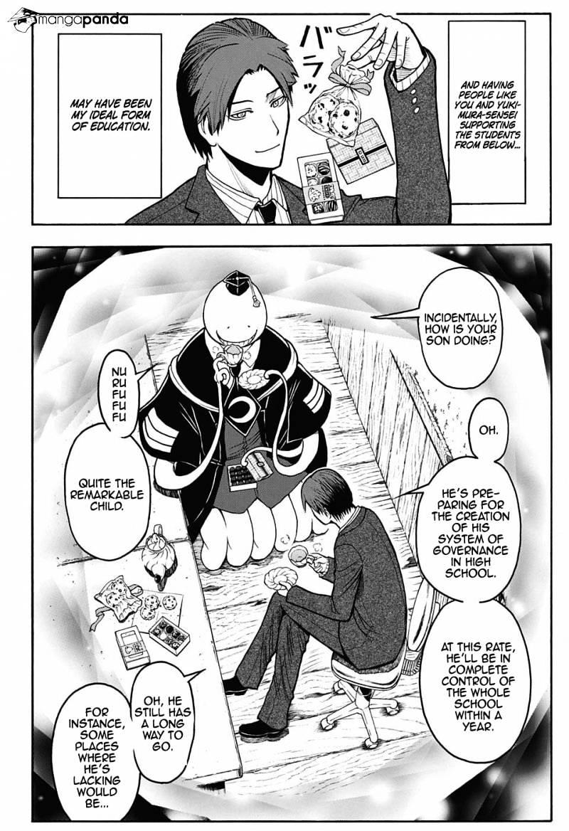 Ansatsu Kyoushitsu Chapter 160  Online Free Manga Read Image 14
