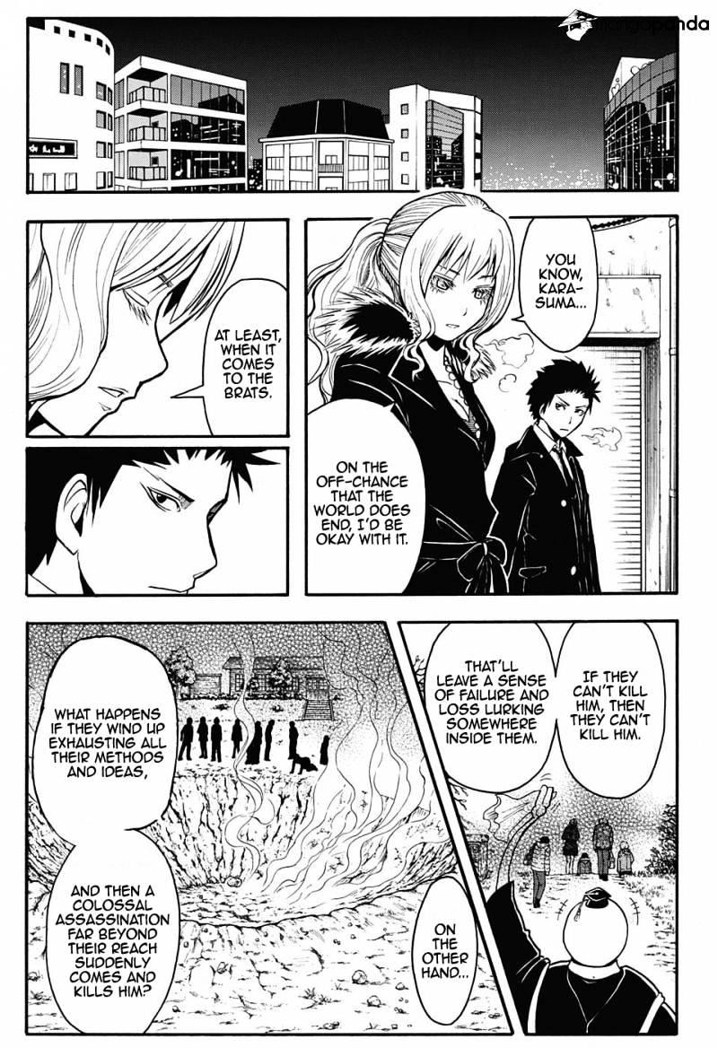 Ansatsu Kyoushitsu Chapter 160  Online Free Manga Read Image 15