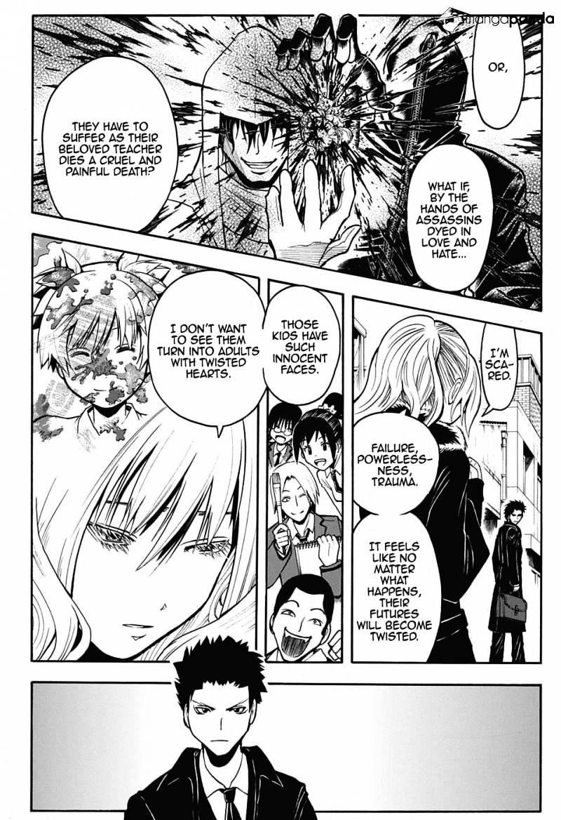 Ansatsu Kyoushitsu Chapter 160  Online Free Manga Read Image 16