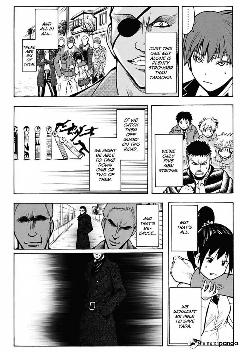 Ansatsu Kyoushitsu Chapter 161  Online Free Manga Read Image 10