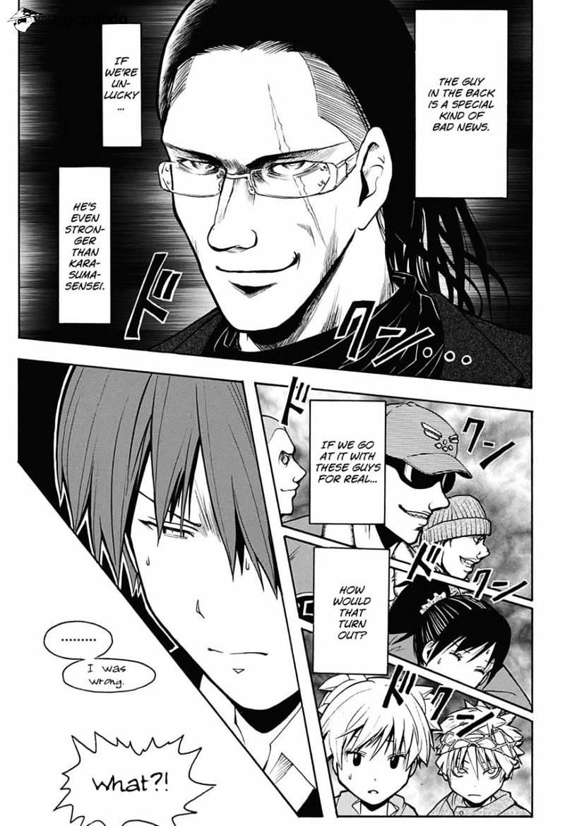 Ansatsu Kyoushitsu Chapter 161  Online Free Manga Read Image 11