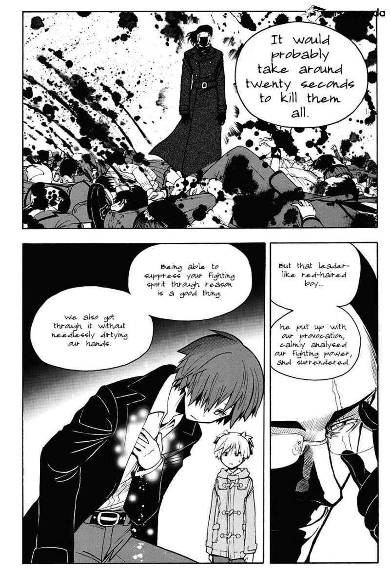 Ansatsu Kyoushitsu Chapter 161  Online Free Manga Read Image 16