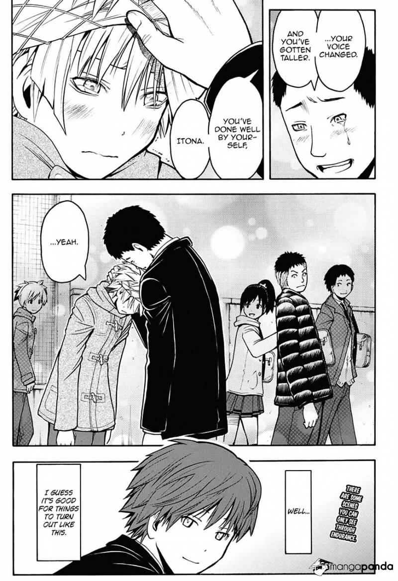 Ansatsu Kyoushitsu Chapter 161  Online Free Manga Read Image 19
