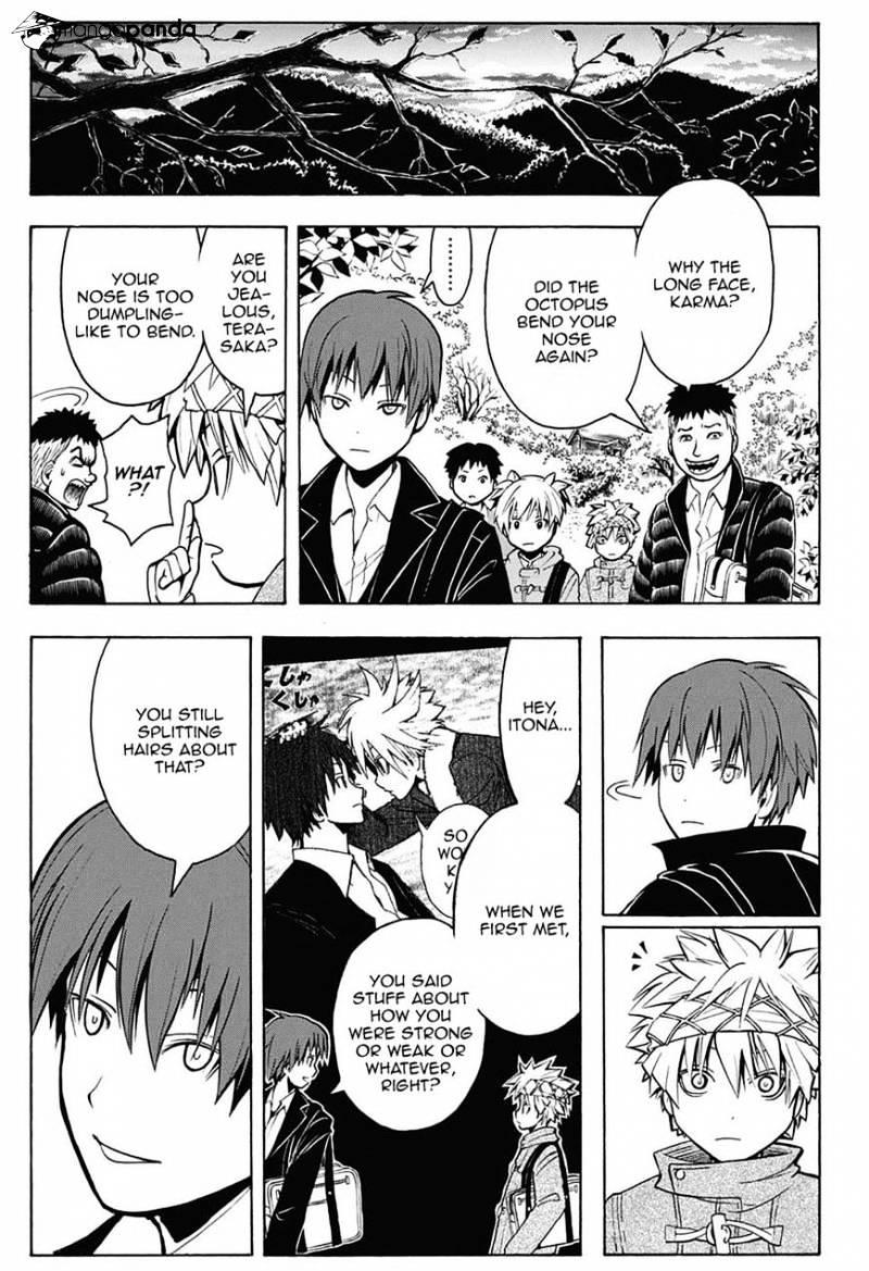 Ansatsu Kyoushitsu Chapter 161  Online Free Manga Read Image 5