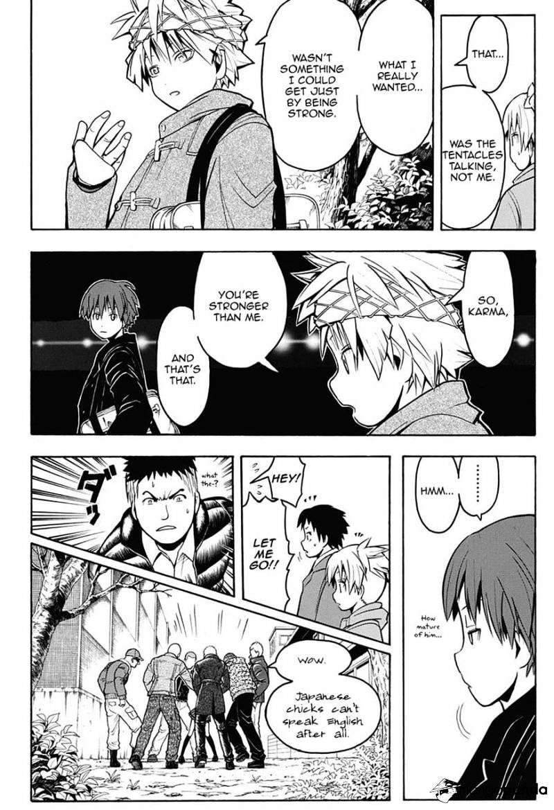 Ansatsu Kyoushitsu Chapter 161  Online Free Manga Read Image 6