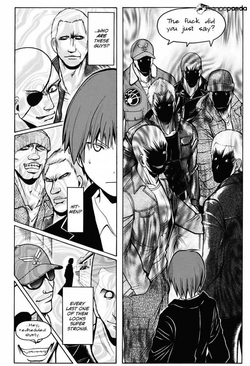 Ansatsu Kyoushitsu Chapter 161  Online Free Manga Read Image 8
