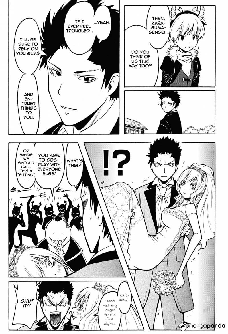 Ansatsu Kyoushitsu Chapter 162  Online Free Manga Read Image 16
