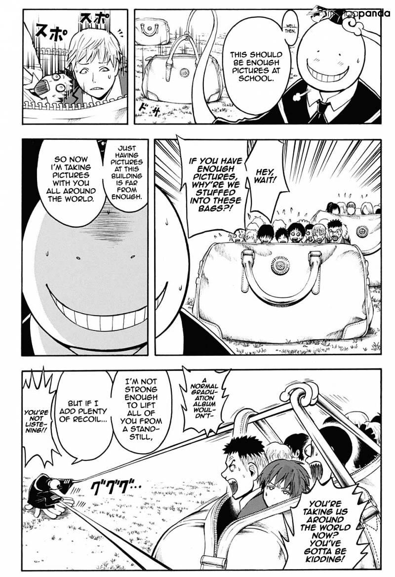 Ansatsu Kyoushitsu Chapter 162  Online Free Manga Read Image 17