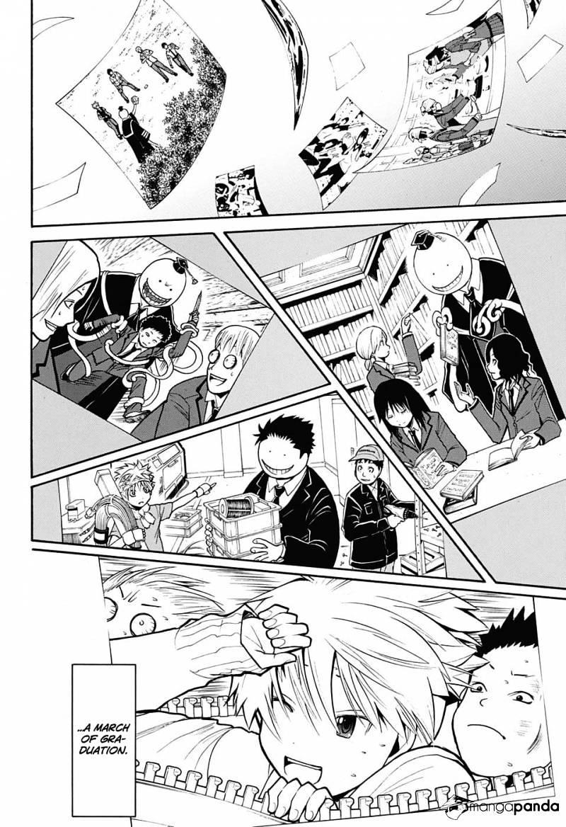 Ansatsu Kyoushitsu Chapter 162  Online Free Manga Read Image 19