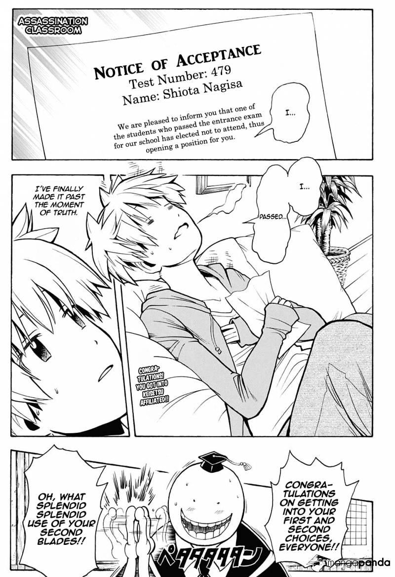 Ansatsu Kyoushitsu Chapter 162  Online Free Manga Read Image 2